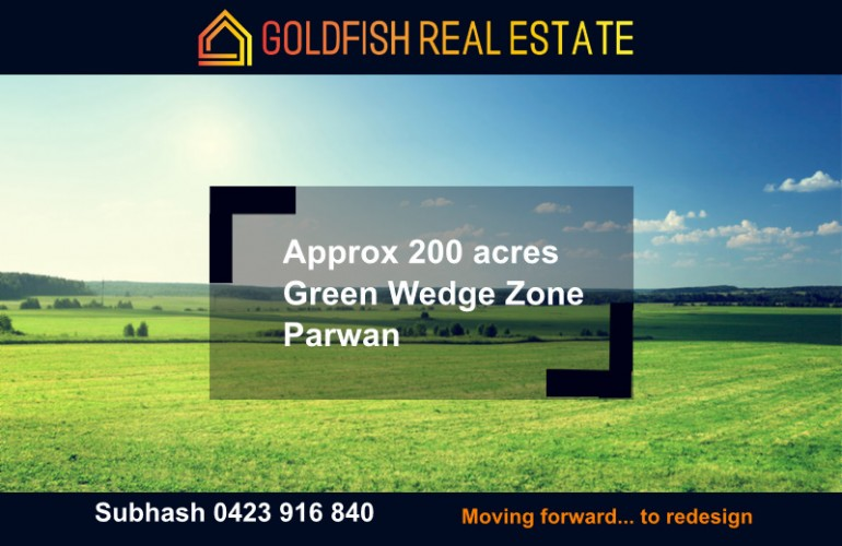 NEST or INVEST – Approx. 200 acres GWZ