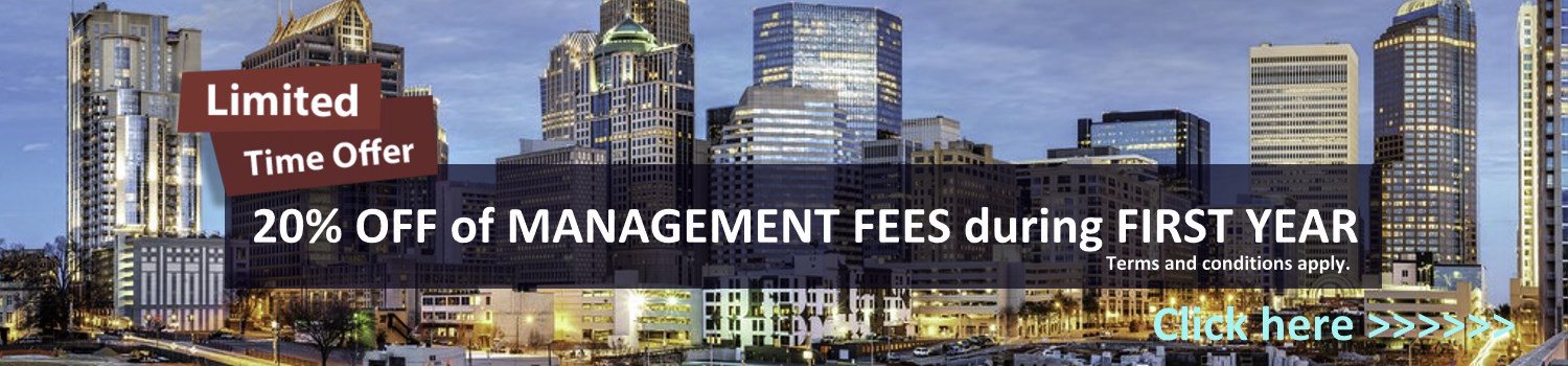 Property Managment 20% Offer